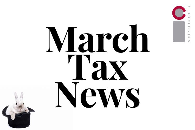 March Tax News