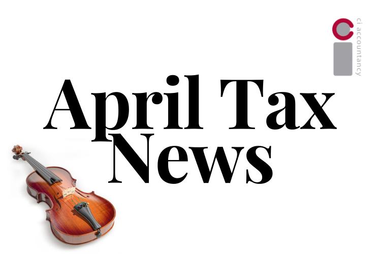 April Tax News